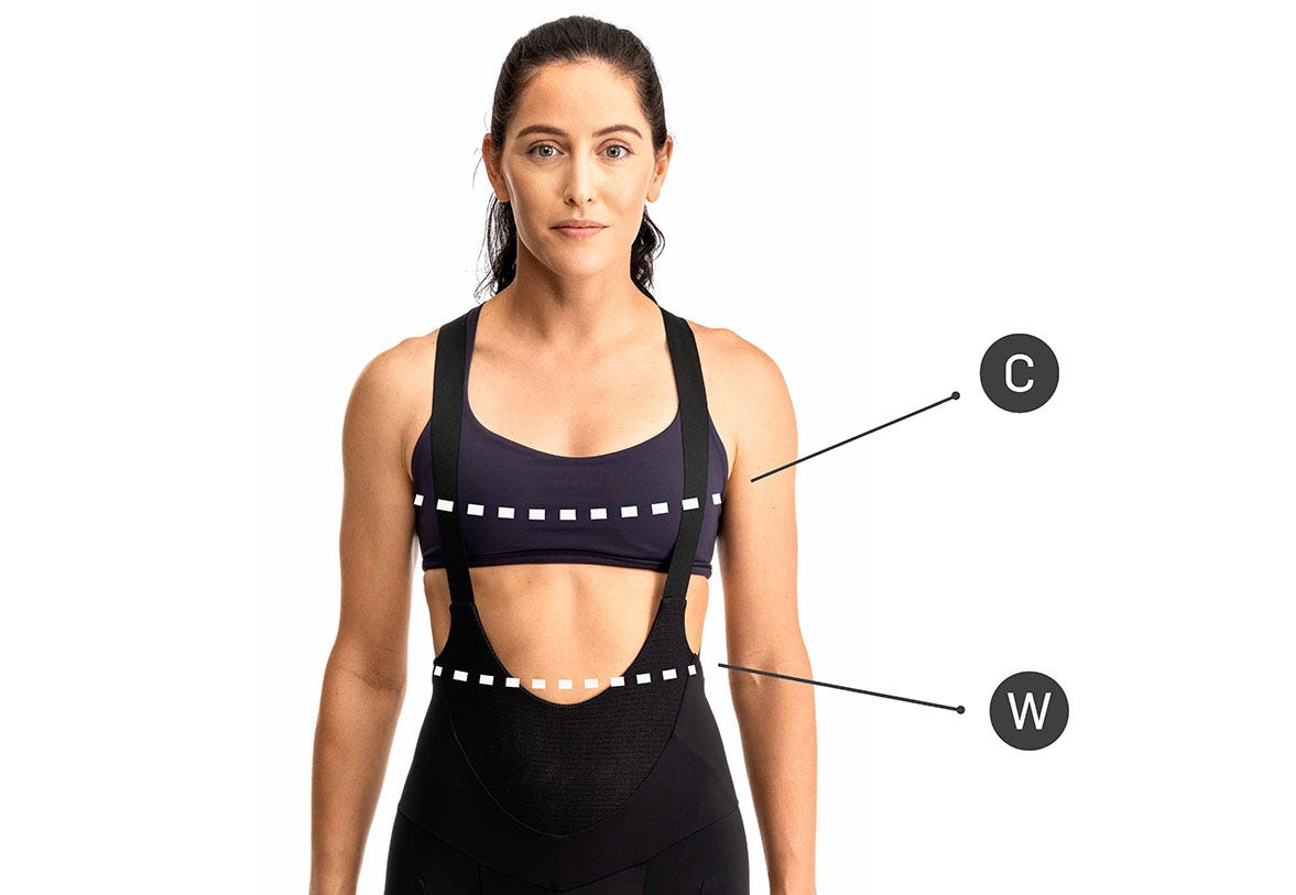 How to Measure for Womens Tops